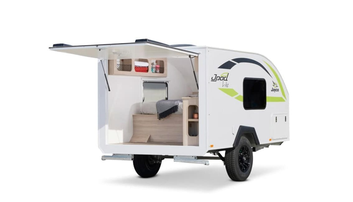 JPod Lite Camper Trailer