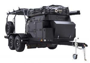 Patriot Camper TH610 Toy Hauler