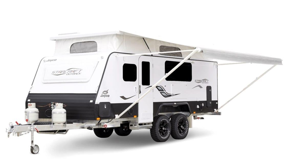 Pop Up Caravan Jayco